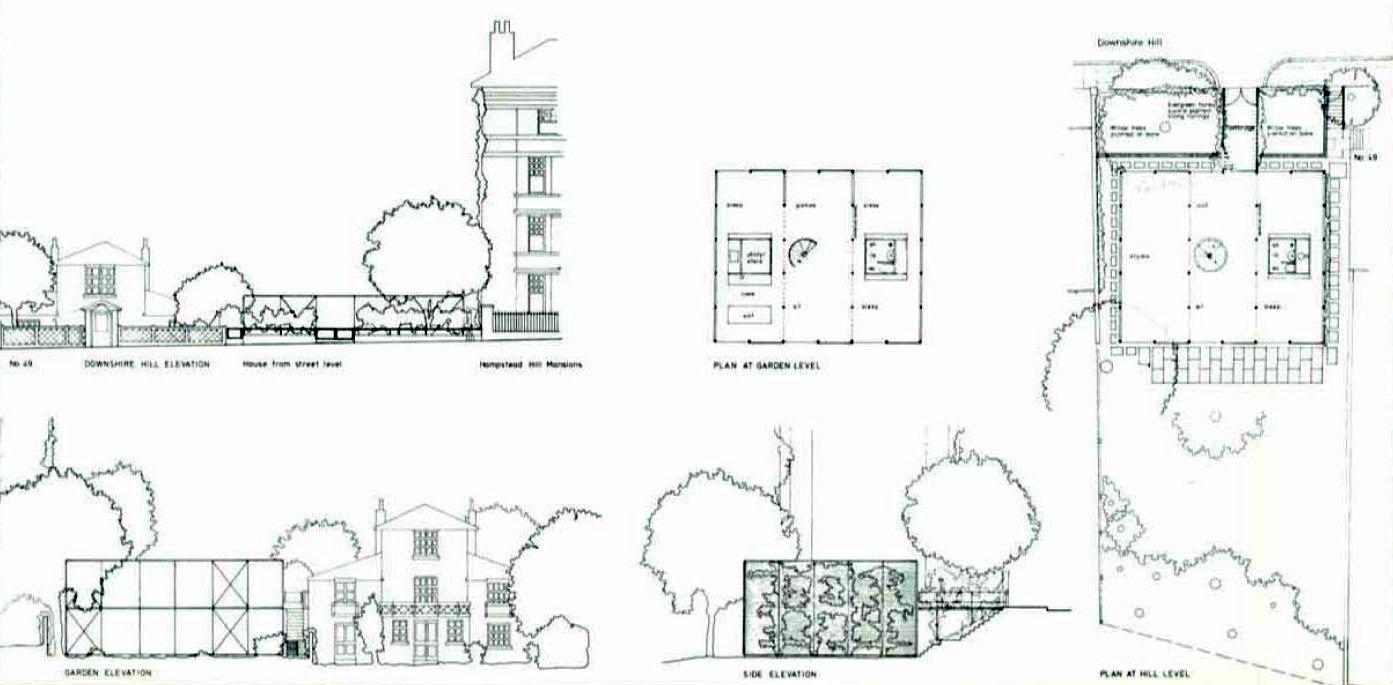 Presentaci n 3 maneras de enfrentarse a una casa en for Como se hace un plano arquitectonico